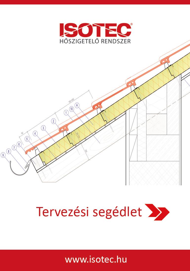 Isotec hőszigetelő rendszer tervezési segédlet